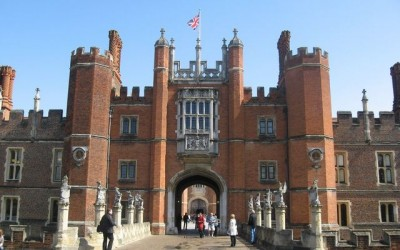 Year 13 History Trip to Hampton Court