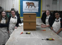 Year 8 Construction Taster Session