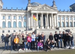 Years 8 -12 Berlin Trip 28th-31st March