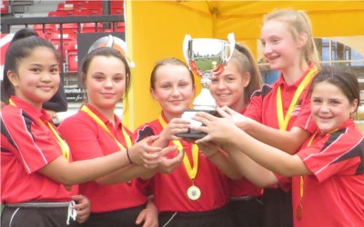 U13 Girls Football Six-a-side SUFC Tournament