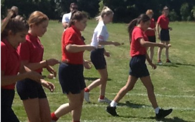 Year 10 Sports Day