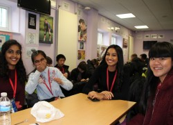 Year 11s are Sixth Formers For-a-Day