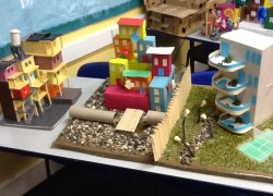 Year 7 Geography Favela Showcase