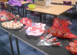 Valentine's sale in the LRC