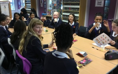 Year 8 Leadership Challenge – Quiz and Cake Party