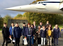 Cheam PEP Visit to The Brooklands Museum