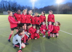 U12 Girls' Football v Nonsuch