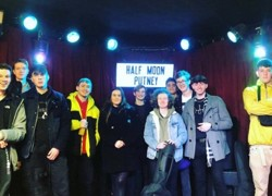 Sixth Form Music Students' Half Moon Visit