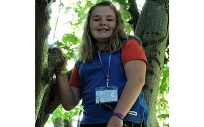 Year 10 Student gets Girl Guides Recognition