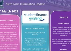 6th form update