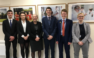 Prestigious National Awards for Chesham Grammar Students