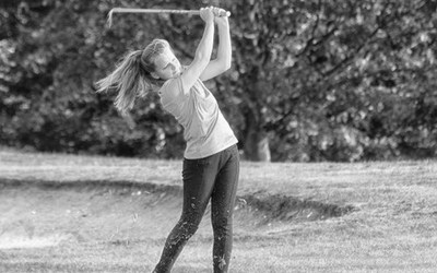 Jessica Pilgrim nominated for an England Golf Award