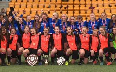 Clean Sweep as Chesham Grammar Girls Take Home 3 Trophies