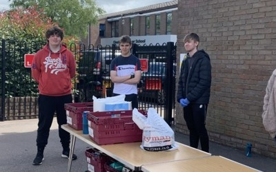 Enrichment Week & Chiltern Foodbank