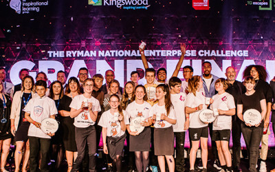 National Enterprise Finals - watch our video entries!