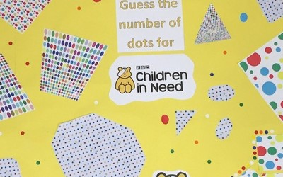 Children In Need Day at CGS - led by Darwin House