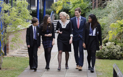 Open Evenings - 18th and 19th September 6.00pm to 8.00pm