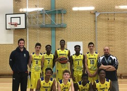 Christ's Under 14 Boys Basketball Team Through to the National Final