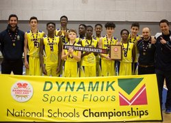 Christ's School Retains National Basketball Title