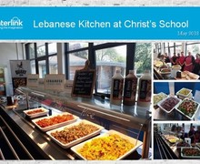 Christs school lebanese kitchen