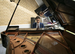 Christ's Student Highly Commended in BBC Young Composer 2020