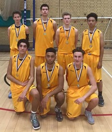 Christs school year 10 11 boys basketball team 2