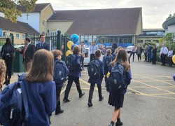 Welcoming our New Year 7s