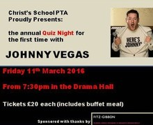 PTA Quiz Night 2016