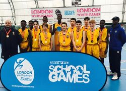 Christ's are London Basketball Champions