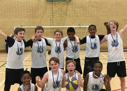 Christ's are Year 7 Borough Basketball Champions