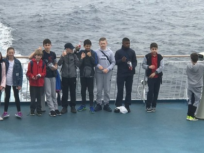 Year 7 French Trip 2017