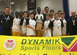 Christ's School are National Basketball Champions