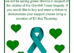 Going Green for Grenfell