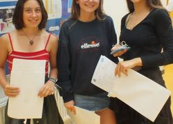 Delight as GCSE Results Buck National Trend