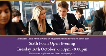 sixth-form-open-evening-tuesday-16th-october