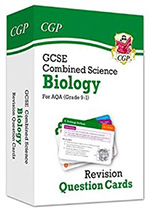 Combined Science Biology Question Cards