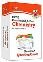 Combined Science Chemistry Question Cards