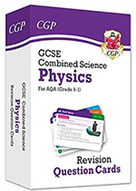 Combined Science Physics Question Cards