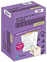 Revise French Revision Cards