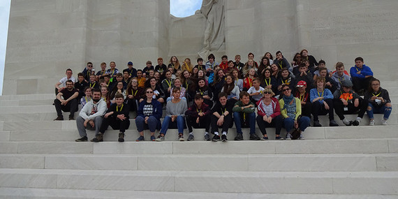 World War One Battlefields Trip - October 2018