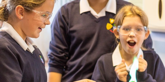 Science Club Launch - October 2019
