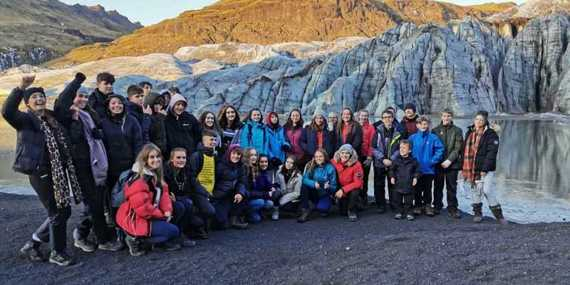 Year 11 Iceland Trip - October 2019