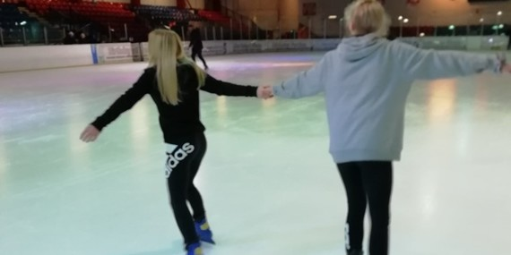 9WAE Ice Skating Trip - December 2019