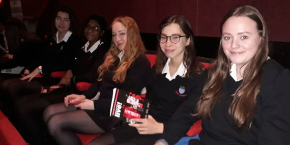 Year 11 Trip to Poetry Live