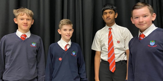 Regional Final of the UKMT Team Maths Challenge 2020