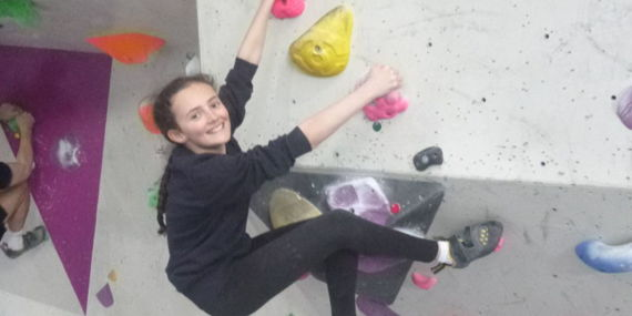 House Trip to Oakwood Climbing Centre - March 2020