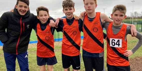 Hampshire School Cross Country Championships - March 2020