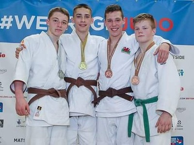Oliver Baldwin - Judo Success