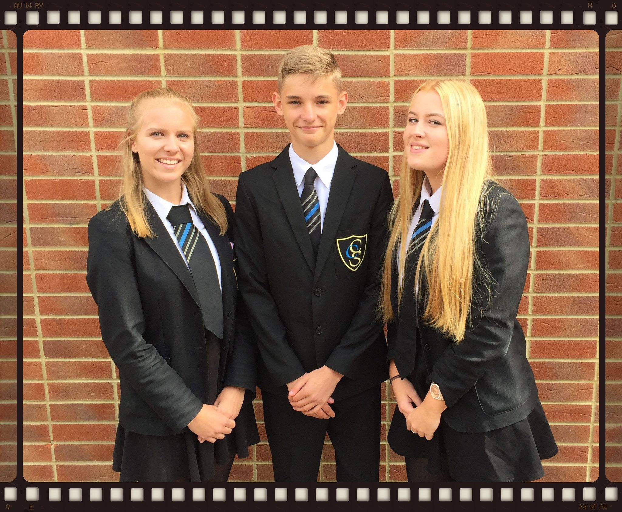 Montgomery House Captains