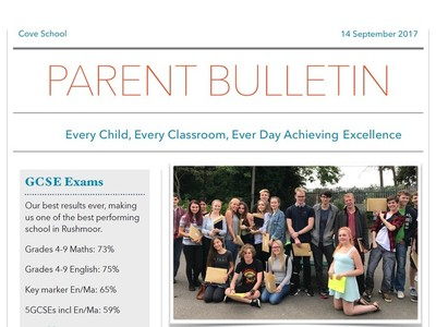 Parent News Bulletin